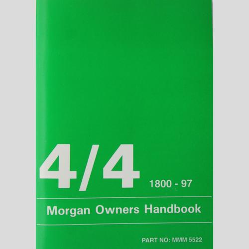 Drivers handbook 4/4 1800 to 6/1997