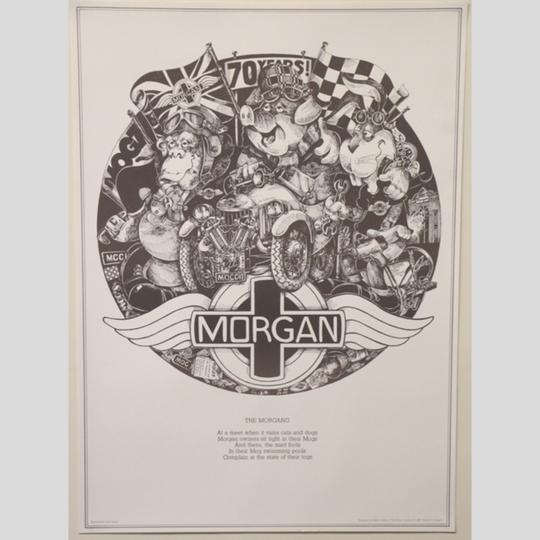 Poster 'Morgang'