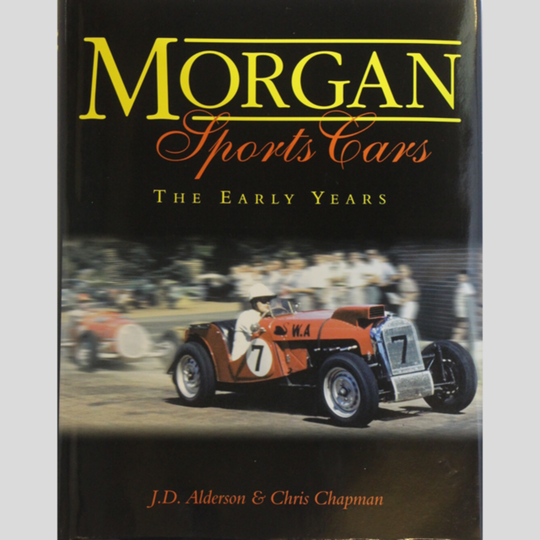 Morgan sports cars - the early years