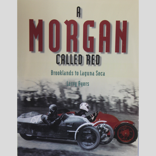 A Morgan called Red