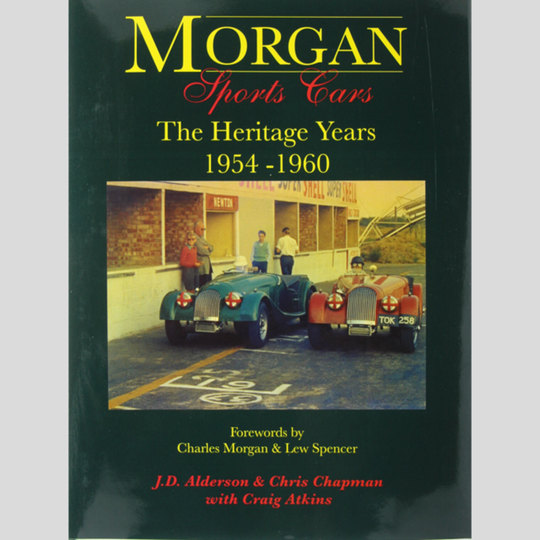Morgan sports cars - the heritage years 1954-1960