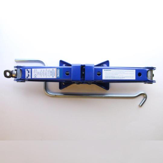 Original style scissor jack with handle