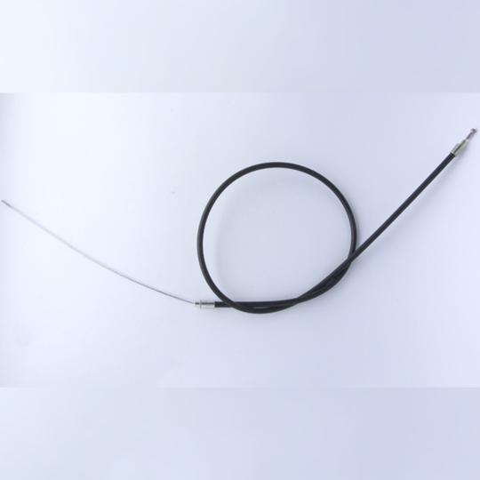 Throttle cable 4/4 crossflow left hand drive