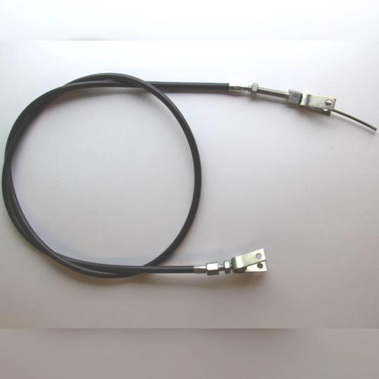 Hand brake cable +4 pre 1968 (Triumph & Vanguard), 4/4 1960-82 series III to...