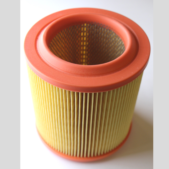 Air filter element +8 inj., +4 Fiat & Rover, 4/4 cvh inj. & 1800