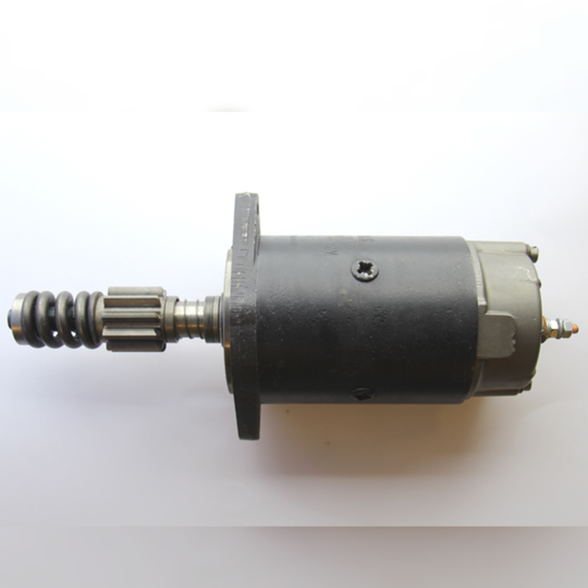 Starter motor short nose, late +4 pre 1968 Triumph engine (exchange)