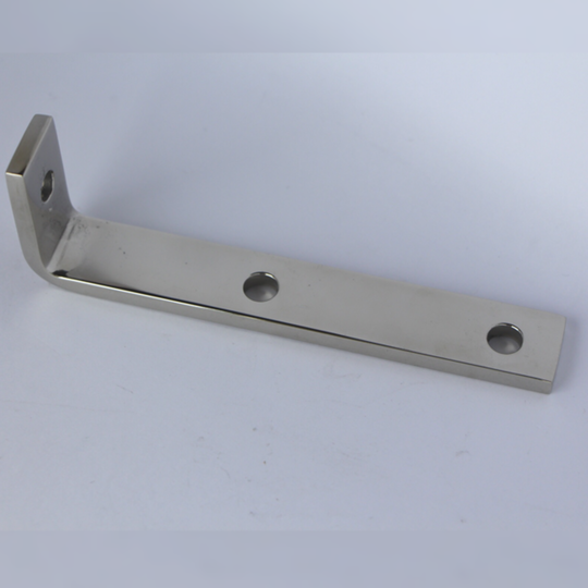 Centre bracket +8 5sp - polished stainless steel