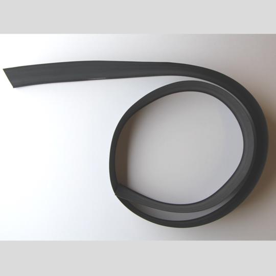 Windscreen frame base scuttle rubber pre 1968