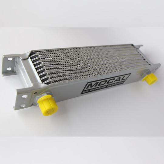 Oil cooler radiator - 10 row