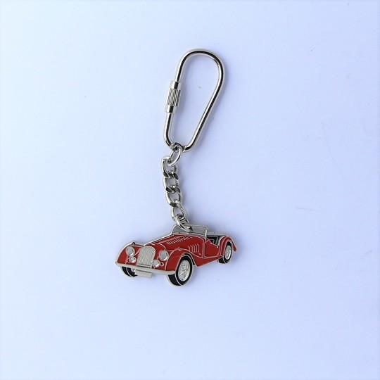 Key fob red car