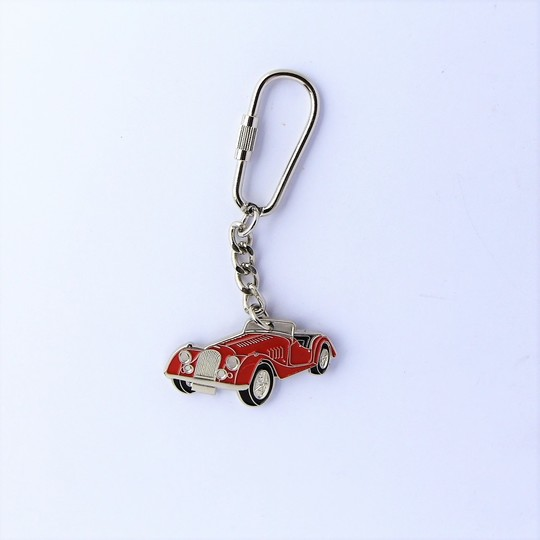 Key fob red car