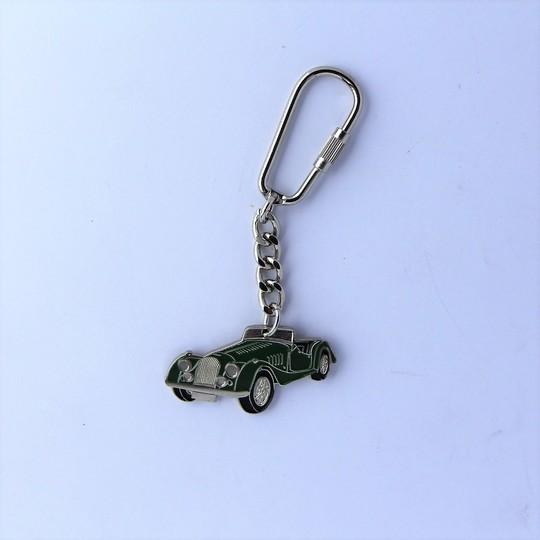 Key fob green car