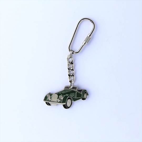 Key fob green car