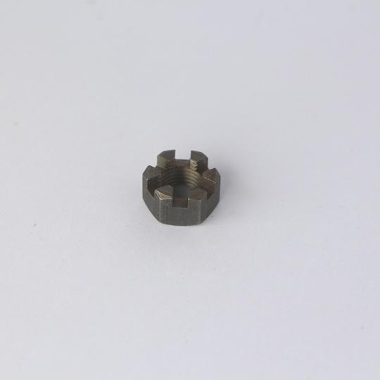 Castle nut for track rod ends STR051 & 052