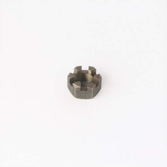 Castle nut for track rod ends STR051 & 052
