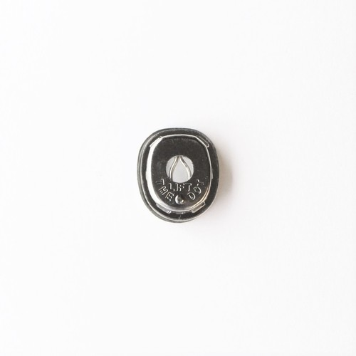 Lift-a-dot fastener socket with backplate