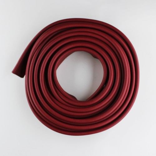 Wing piping - red Everflex (car set)
