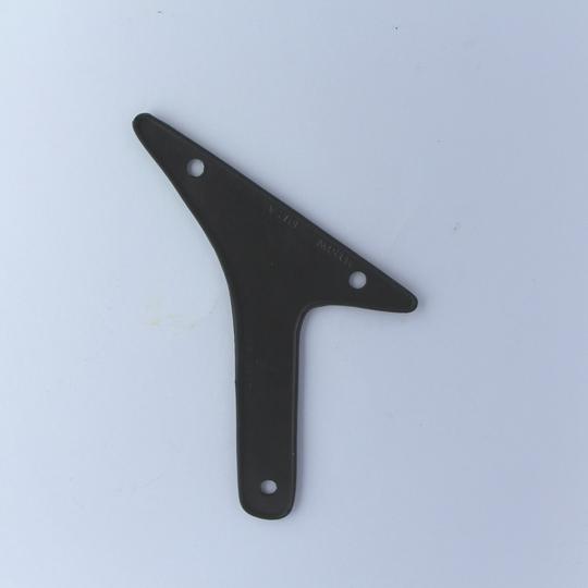 Windscreen plinth bracket rubber rh pre 1955