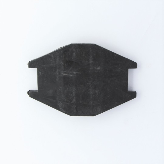 Rubber mount for wiper motor 1968 on