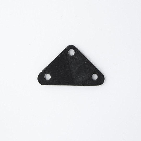 Sidescreen plate rubber gasket