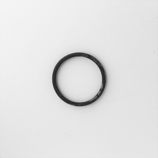 Rubber sealing ring for large sidelight lens (ELA023)