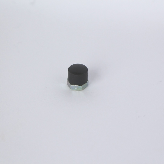 Dome nut for hood frame pivot
