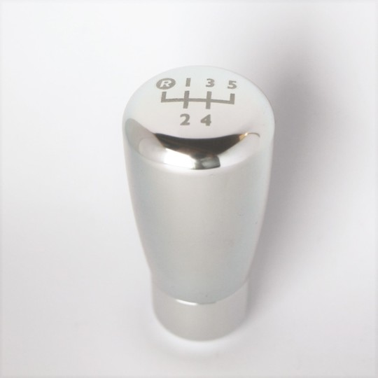 Le Mans alloy gear lever knob with shift pattern for Roadster to mid 2007