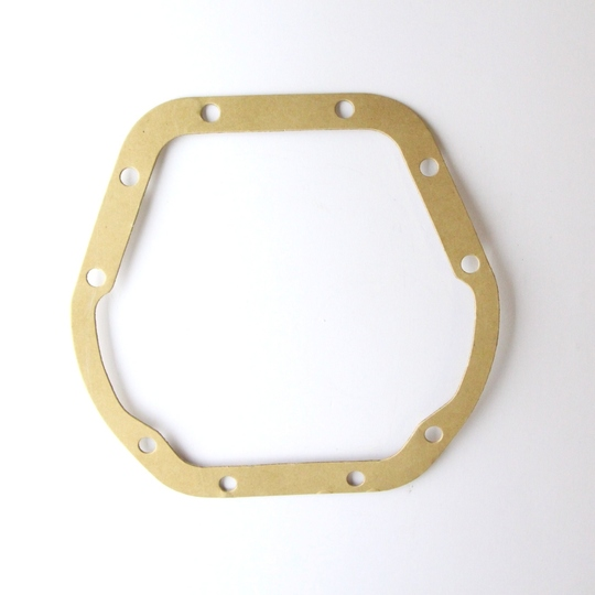 Diff. back plate gasket +4; 4/4 & +8