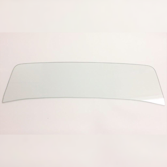 Windscreen glass only (laminated), 2str cars with 10 stud windscreen frame