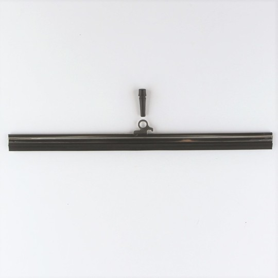 "Wiper blade 8"" with rubber peg - flat rad"