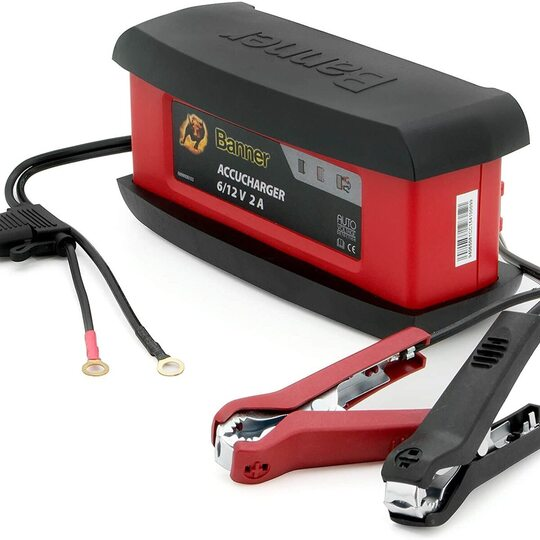 Battery conditioner (for cars in storage, non Gel battery type)