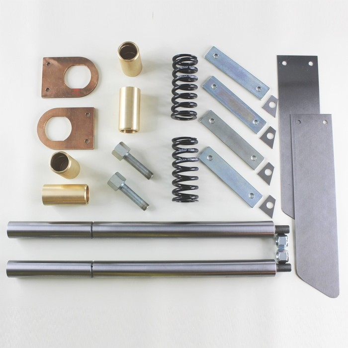 Kingpins, bushes and other parts to rebuild suspension