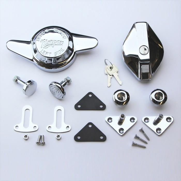 Chrome parts